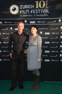 'Freifall' Green Carpet Arrivals - Zurich Film Festival 2014