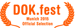 DOK.fest Lorbeere Competition - orange